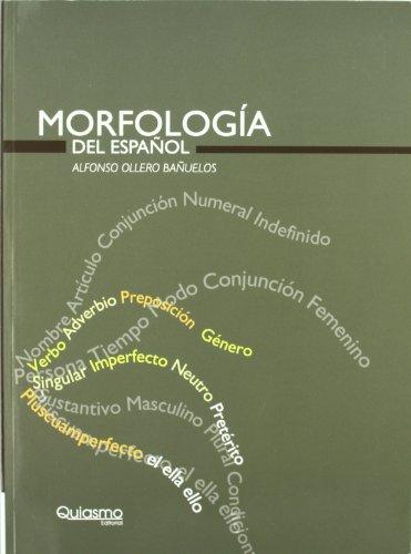 9788493750008: Morfologia del español