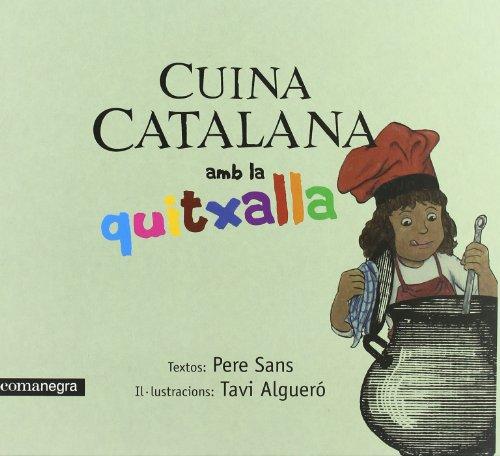 9788493751937: Cuina catalana amb a la quitxalla