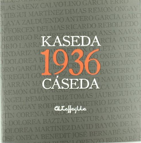 9788493752255: Kaseda 1936 caseda