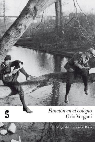 9788493755928: Funcion En El Colegio (Miradas)