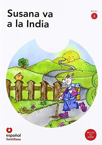 9788493759667: Leer En Espanol - Primeros Lectores: Susana Va a LA India + CD (Level 2) (Spanish Edition)