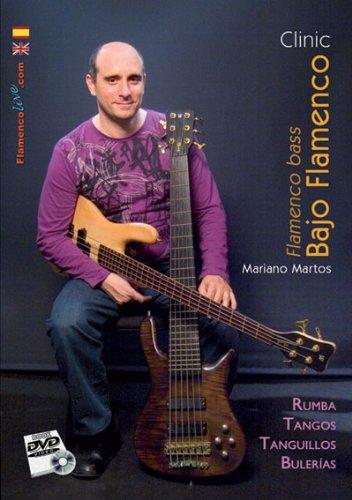 9788493767303: Flamenco Bass Clinic [DVD]