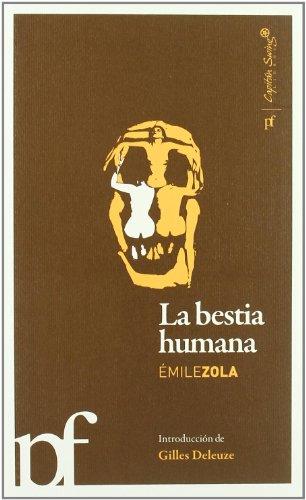 9788493770952: Bestia humana, La