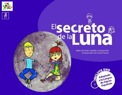 9788493779412: Secreto de la luna + DVD
