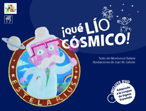 9788493779436: Que lio cósmico! (Carambuco Cuentos)