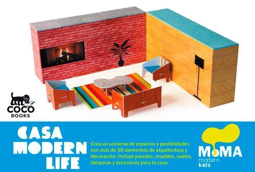 9788493782160: Casa modern life (Moma Modern Kids)