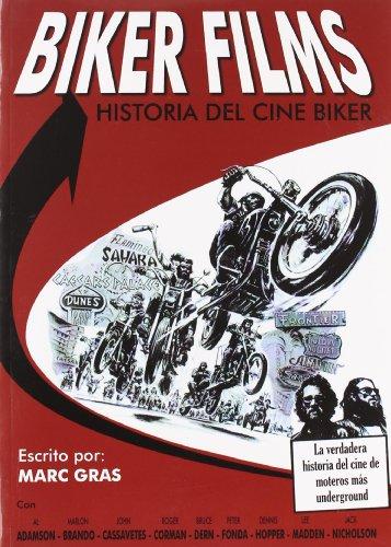 9788493788094: Biker films - historia del cine biker