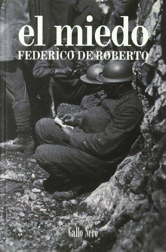 9788493793234: El miedo (Spanish Edition)