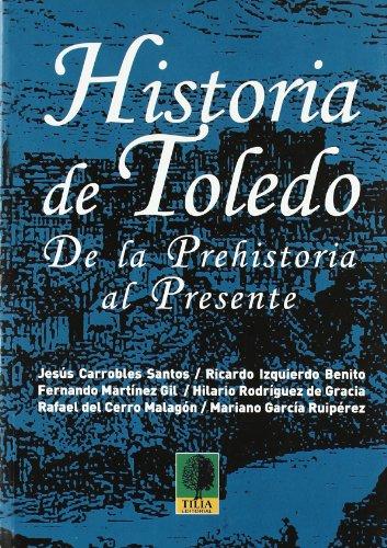 9788493795146: Historia de Toledo : de la Prehistoria al presente