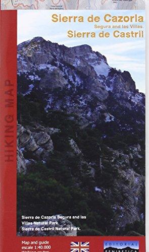 9788493795375: Sierra de Cazorla, Segura y las Villas. Sierra de Castril