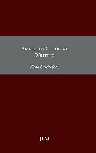 American Colonial Writing: John Smith