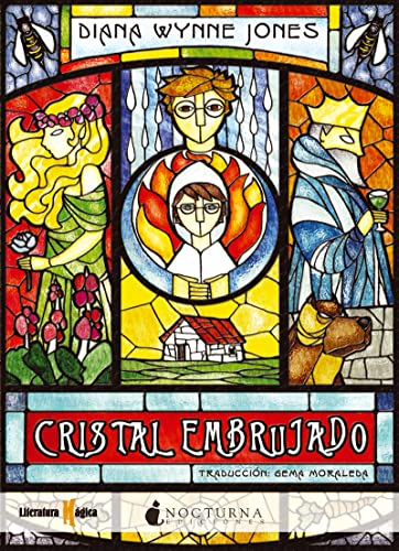 Cristal embrujado (Literatura Mágica) (Spanish Edition) (9788493801335) by Jones, Diana Wynne