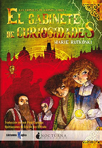 9788493801366: El gabinete de curiosidades / The Cabinet of Wonders (Spanish Edition)