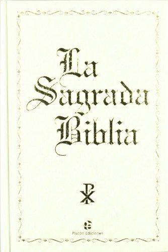 9788493806118: La sagrada Biblia