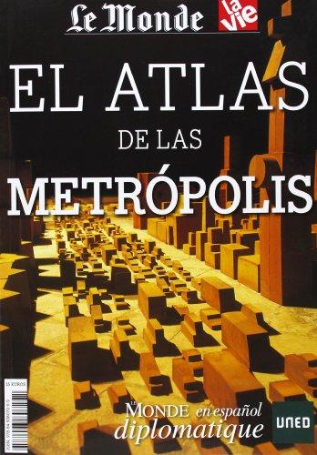 EL ATLAS DE LAS METROPOLIS: VV.AA.