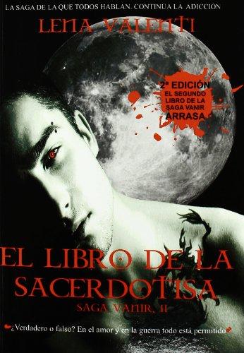9788493817015: Libro De La Sacerdotisa, El - Saga Vanir Ii