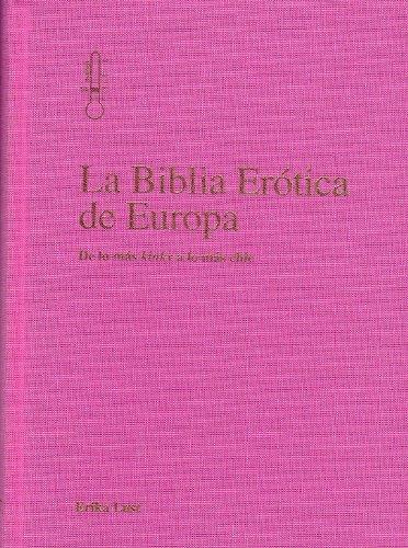 9788493818388: La biblia erótica de Europa