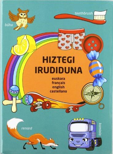 9788493829780: Hiztegi Irudiduna (eus/fra/eng/cas)