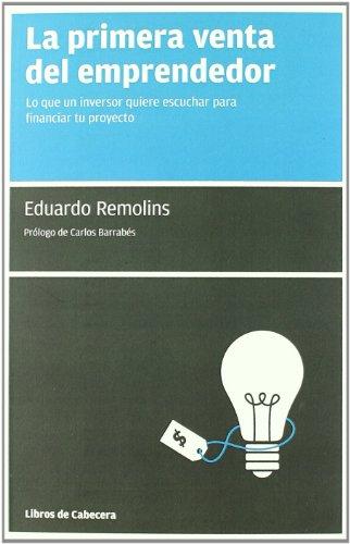 9788493830304: Primera Venta Del Emprendedor,La (Manuales de gestión)