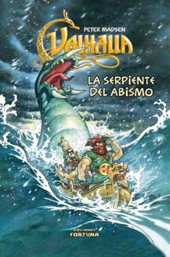 9788493831127: Valhalla 1 La Serpiente Del Abism