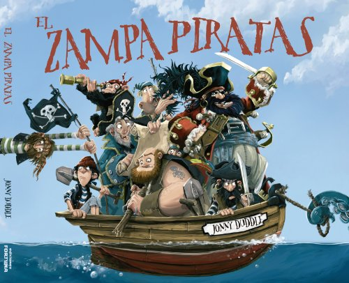 9788493831134: El zampa piratas