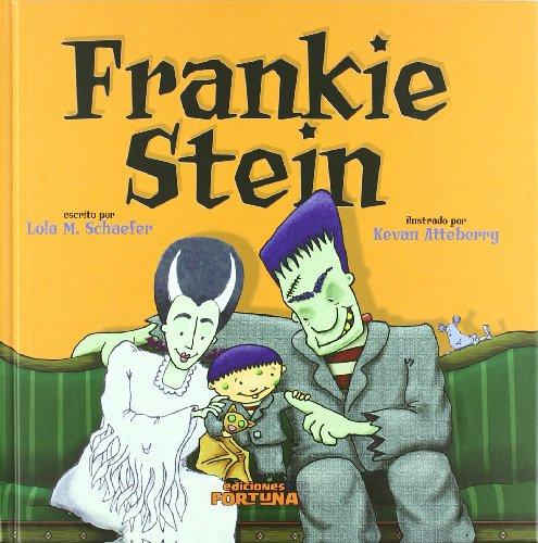 9788493831189: Frankie Stein (Infantil)
