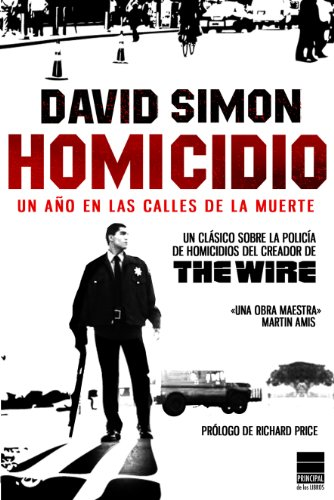 9788493831622: Homicidio (Spanish Edition)