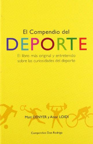 9788493833008: #COMPENDIO DEL DEPORTE