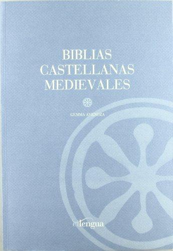9788493839567: Biblias Castellanas Medievales
