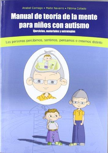 9788493841072: Manual de la teoria de la mente para niños con autismo (+ CD ROM)