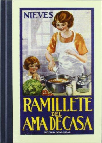 9788493845704: Ramillete Del Ama De Casa (Clasicos De La Cocina)