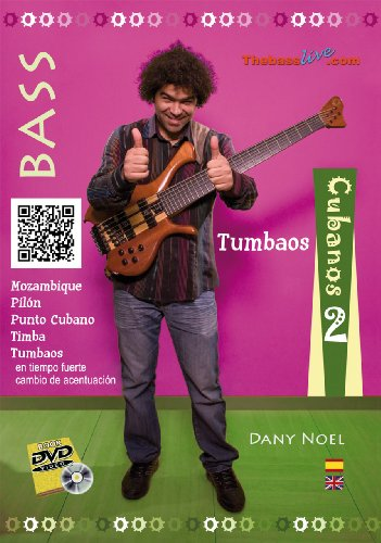 9788493846817: Cuban Tumbaos by Dany Noel, DVD/Booklet, Volume 2