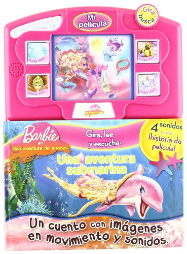 9788493847814: Barbie - una aventura de sirenas musical (Barbie (saldaña))