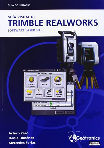 GUIA VISUAL DE TRIMBLE REALWORKS. SOFTWARE LASER 3D. GUIA DE USUARIO