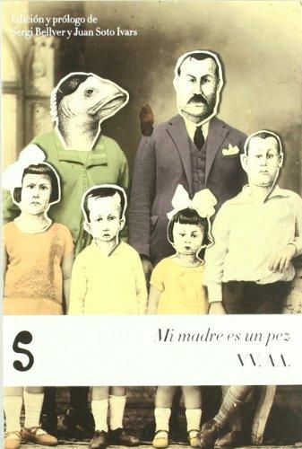 9788493853174: Mi Madre Es Un Pez (Miradas)