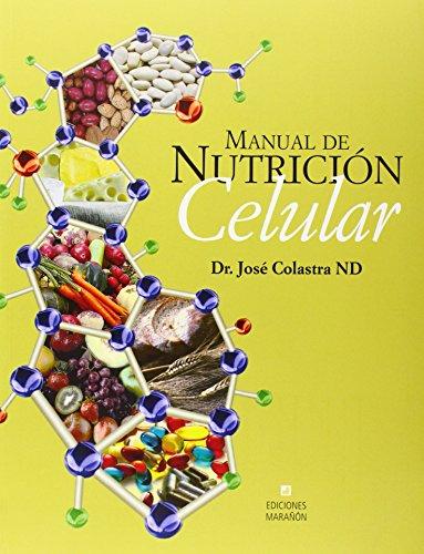 9788493857196: Manual De Nutricion Celular