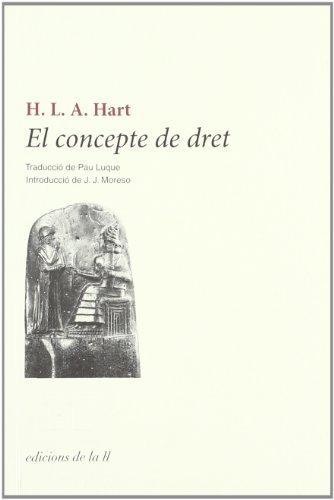 9788493858797: EL CONCEPTE DE DRET