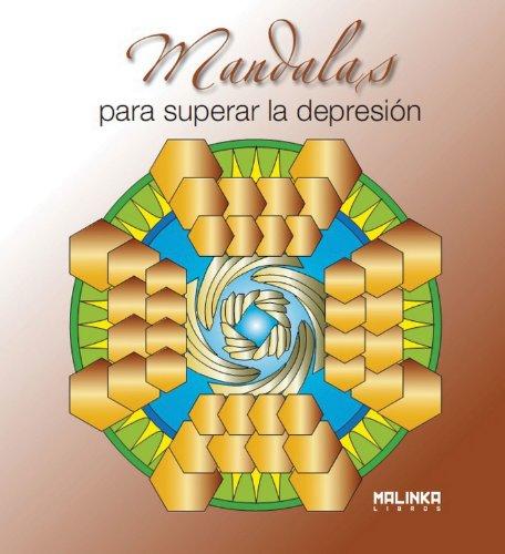 9788493870973: Mandalas para superar la depresión (Spanish Edition)
