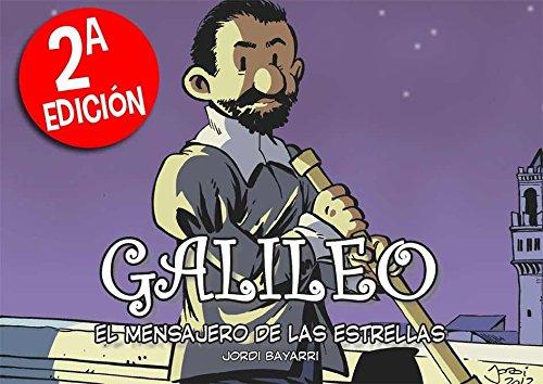 9788493874674: Galileo, El mensajero de las estrellas