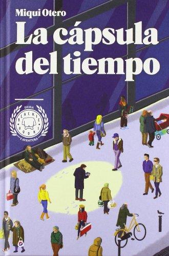 9788493881740: La Cápsula Del Tiempo (Narrativa (blackie Books))