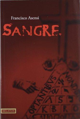 9788493882853: Sangre