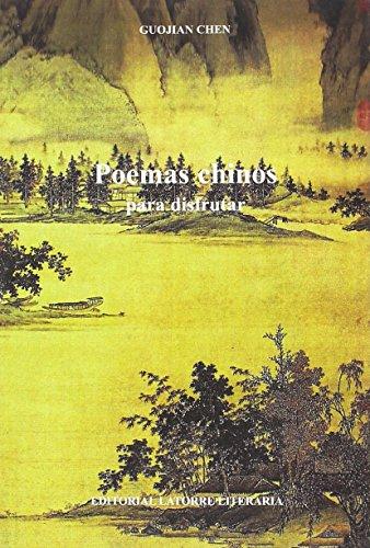 Poemas chinos para disfrutar: Chen, Guojian