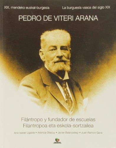 Pedro De Viteri Arana: Ana Isabel Ugalde,