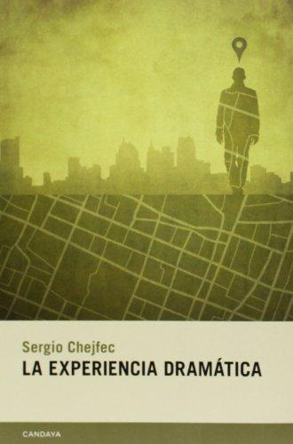 9788493890360: EXPERIENCIA DRAMATICA,LA