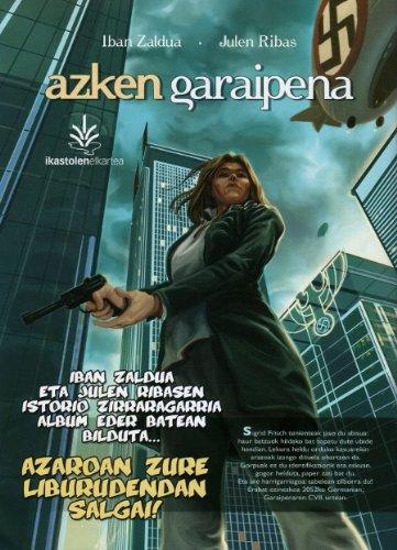 9788493893897: Azken Garaipena (Xabiroi Komikia)