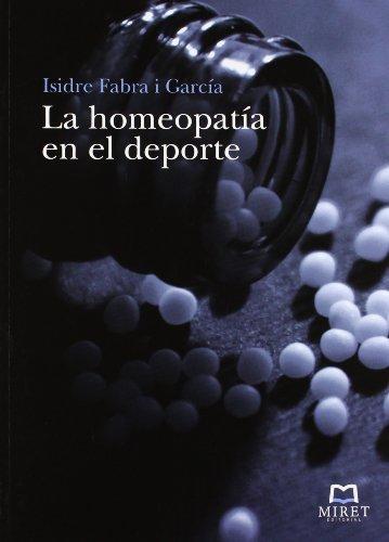 9788493899219: HOMEOPATIA EN EL DEPORTE(9788493899219)