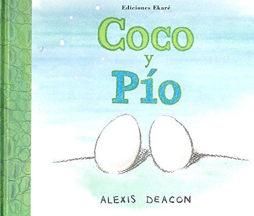 9788493913854: Coco y Pío (Bosque de libros)