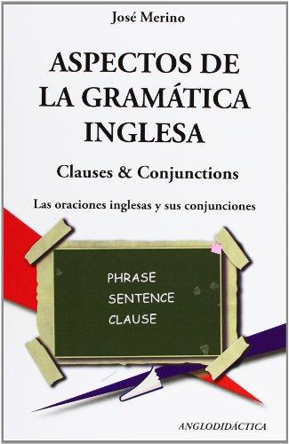 9788493916374: Aspectos de la gramática inglesa