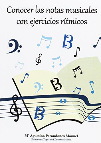 CONOCER NOTAS MUSICALES EJERC RITMICOS