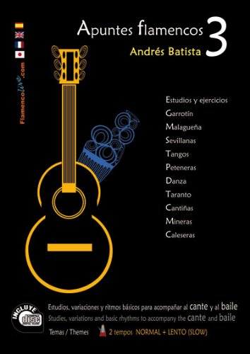 9788493932602: Apuntes Flamencos / Flamenco notes / Notes flamencas (English, Chinese, Spanish and French Edition)